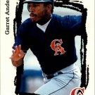 1995 Score #310 Garret Anderson