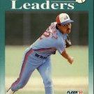 1992 Fleer 695 Dennis Martinez LL