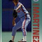 1992 Fleer 486 Dennis Martinez