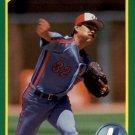 1990 Score 47 Dennis Martinez