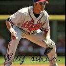 2007 Topps 586 Willy Aybar