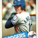 1985 Topps #654 Dave Anderson
