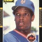 1987 Leaf #84 Dwight Gooden
