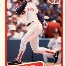 1990 Fleer 274 Dwight Evans