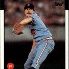 1986 Topps 445 Bert Blyleven
