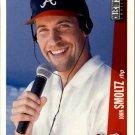 1996 Collector's Choice #49 John Smoltz