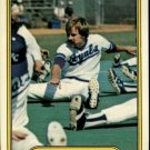 1982 Fleer 422 Dan Quisenberry