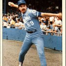 1984 Topps Stickers #279 Dan Quisenberry