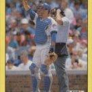 1991 Fleer 421 Joe Girardi