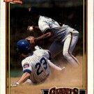 1991 Topps 158 Jose Uribe