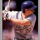 1992 Leaf 399 Kevin Seitzer