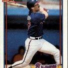1991 Topps 418 Nick Esasky