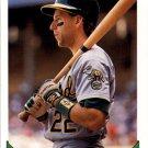 1993 Topps 580 Walt Weiss
