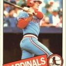 1985 Topps #525 Darrell Porter