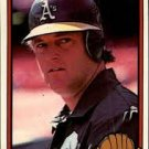 1983 Donruss #323 Jeff Burroughs