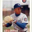 1992 SkyBox AAA #96 Alex Arias