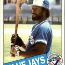 1985 Topps #361 Alfredo Griffin