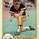 1981 Fleer #364 Phil Garner
