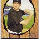 2003 Bowman Heritage #225 Jeff Duncan KN RC