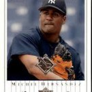 2003 Upper Deck 40-Man 882 Michel Hernandez NR RC