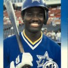 1987 Fleer 596 Harold Reynolds