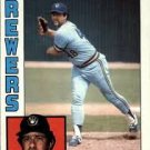 1984 Topps 605 Mike Caldwell