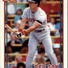 1991 Topps 474 Phil Plantier RC