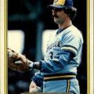 1982 Fleer 644 Rollie Fingers/Most Saves AL