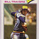 1977 Topps 125 Bill Travers