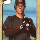 1987 Topps 763 Tim Flannery