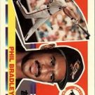 1990 Topps Big 202 Phil Bradley