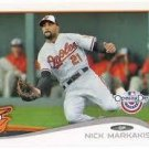 2014 Topps Opening Day 161 Nick Markakis