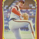 1986 Fleer Star Stickers 17 Britt Burns