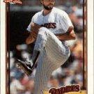 1991 Topps 424 Calvin Schiraldi