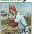 1977 Topps 596 Jerry Martin RC