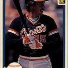 1982 Donruss 298 Jerry Martin