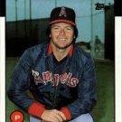 1986 Topps 579 Jim Slaton
