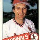 1985 Topps 152 Steve Braun