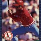 1986 Donruss 534 Steve Braun