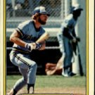 1982 Fleer 145 Roy Howell
