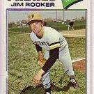 1977 Topps 82 Jim Rooker