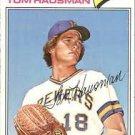 1977 Topps 99 Tom Hausman