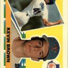 1990 Topps Big #261 Kevin Brown