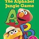 Sesame Street - The Alphabet Jungle Game (DVD, 2001)