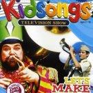 Kidsongs: Let's Make Music (DVD, 2012)