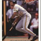 1992 Donruss Rookies #129 Kevin Young RC