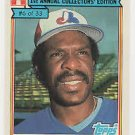 1984 Ralston Purina 6 Andre Dawson