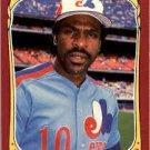 1986 Fleer Star Stickers 32 Andre Dawson