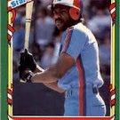 1987 Fleer Star Stickers 33 Andre Dawson