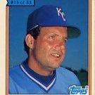 1984 Ralston Purina 13 George Brett